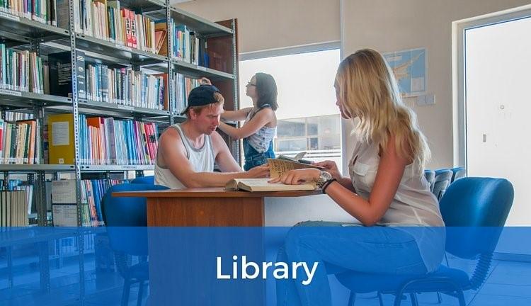 internapa college Sip Library